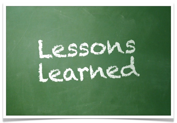 Lessons We Never Learn
