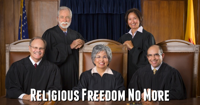 Freedom of Religion No More