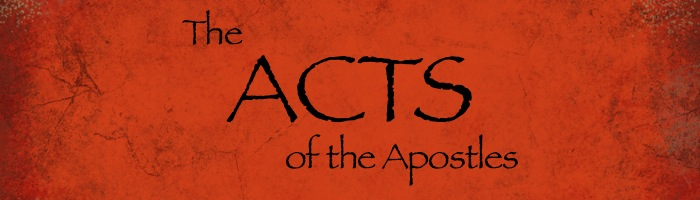 Acts 7:1-8:1: Preaching to the Choir