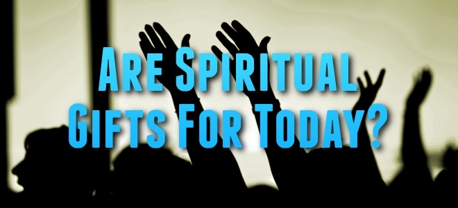 Seeking Spiritual Gifts