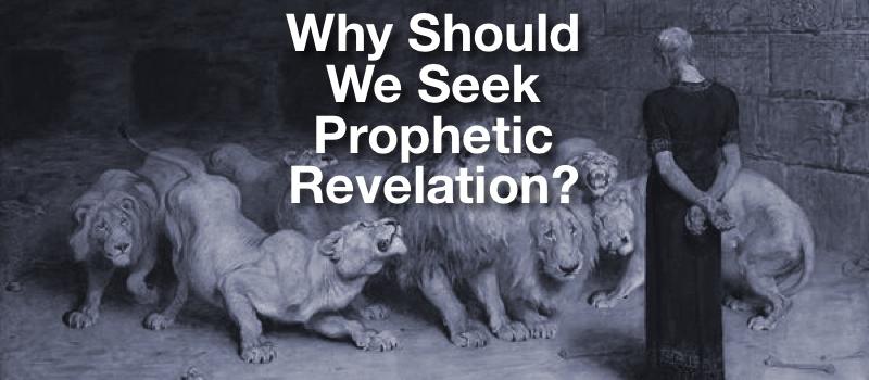 seek prophecy