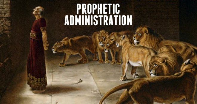 3 Steps To Administering The Prophetic Ministry