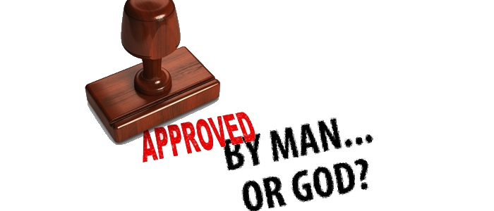 3 Steps to Gain God's Approval