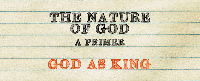 God As King