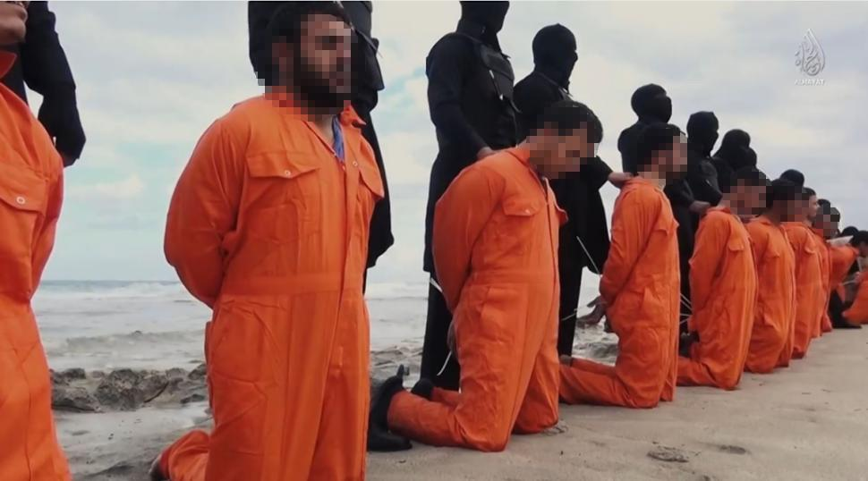 A Response To The 21 Christians Beheaded in Libya